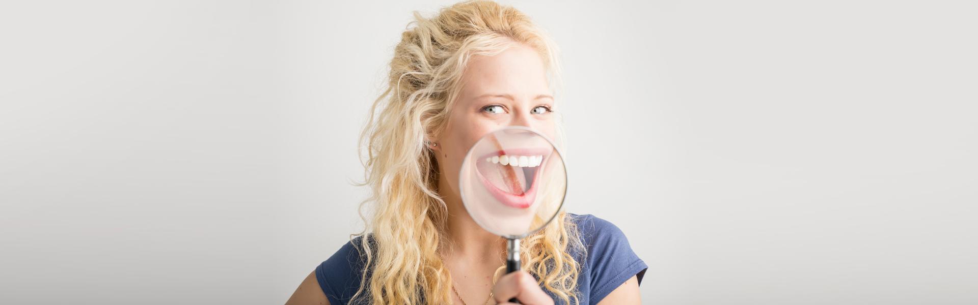 Understanding the chemistry of teeth whitening